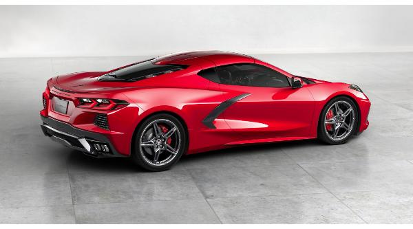 2020 Torch Red Corvette Coupe 4/30/2020