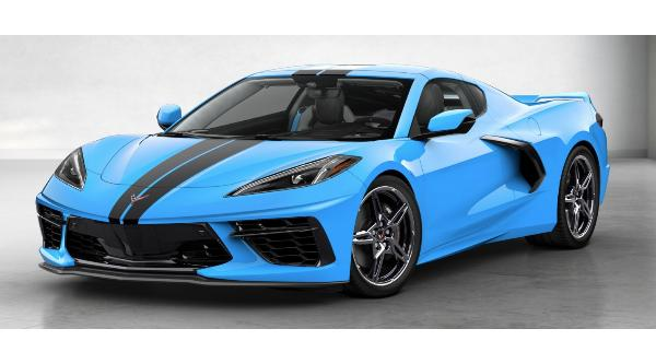 2020 BYO Corvette or $60,000 Cash Option 4/24/2020