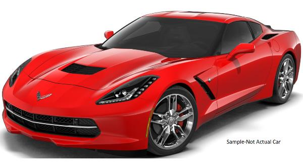 2019 Torch Red Corvette Coupe 12/13/18